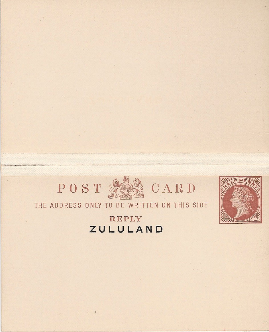 Zululand card halfd reply reply