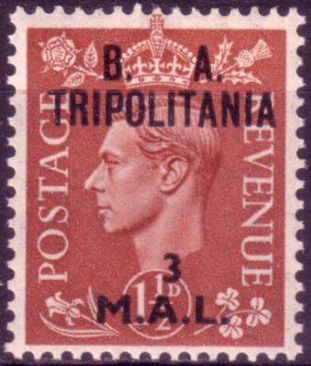 Tripolitania misplaced 3 400