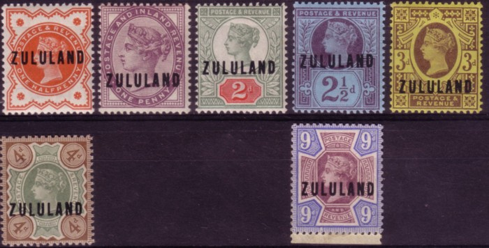 Zululand part set 400d 700p