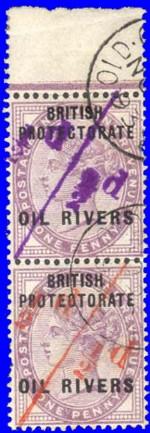 Oil Rivers 7&8 150p ex Rossi
