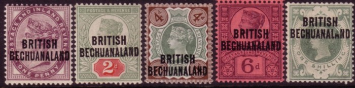 British Bech set 200