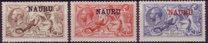 Nauru De La Rue 200