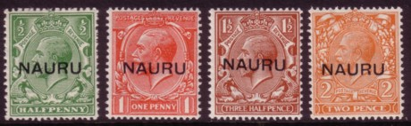 Nauru second set 300