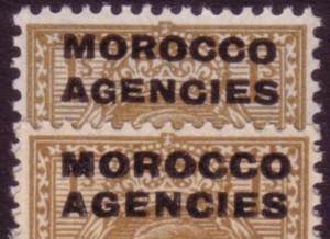 Morocco Stg G5 types 400