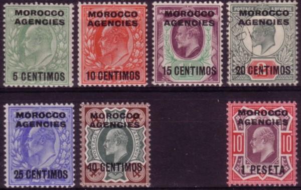 Morocco Sp Ed7 DLR 200