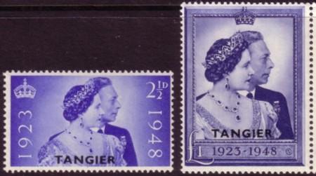 Tangier G6 Silver Wedding 200