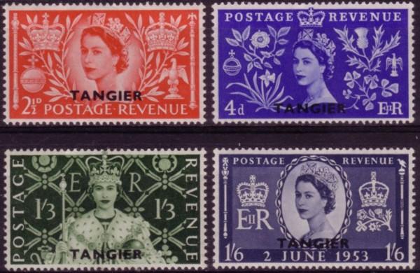 Tangier QE coronation 200