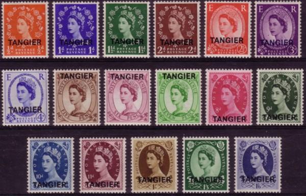 Tangier QE Tudor 200