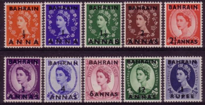 Bahrain QE Tudor 200