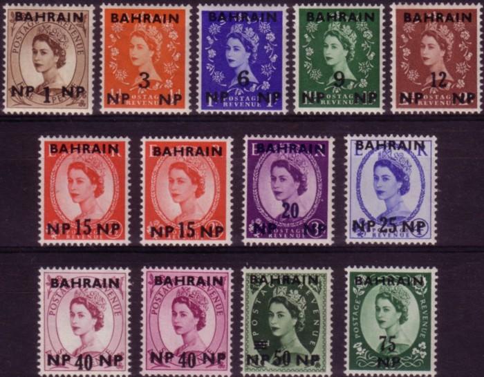 Bahrain QE np 200