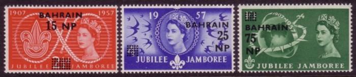Bahrain QE Scouts 200