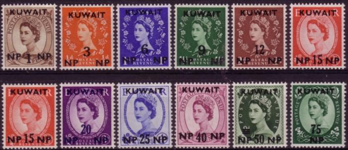 Kuwait QE np 200