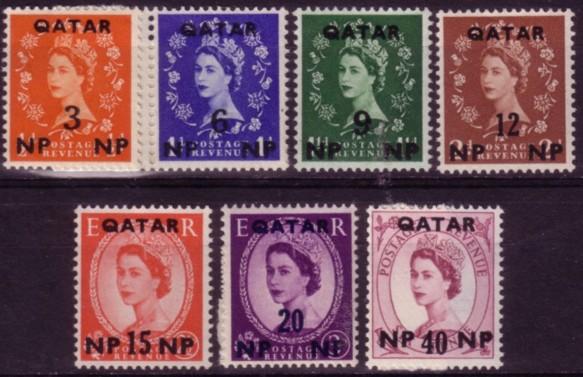 Qatar crowns set 200