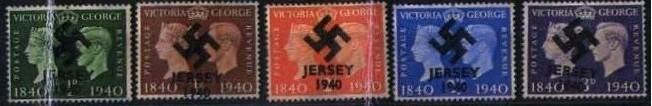 Jersey Centenary essays, genuine, 200
