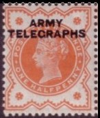 Army telegraphs orange 200
