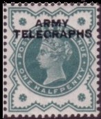 Army telegraphs green 200