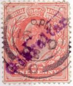 Gibraltar cachet