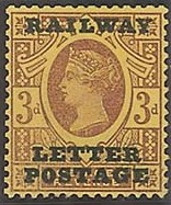 Railway letter 200