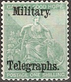 Army telegraphs