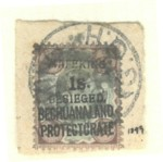 Mafeking bogus overprint 200