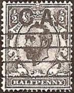 CA G5 half penny 200