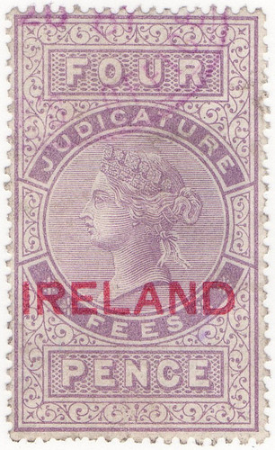 Ireland Judicature Queen Victoria