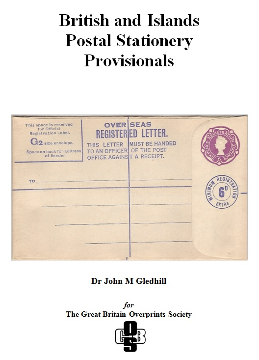 GB Provisionals front cover